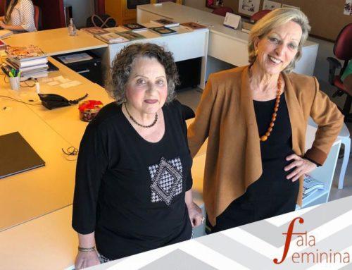A reinvenção de Doris Spohr e Rute Milman