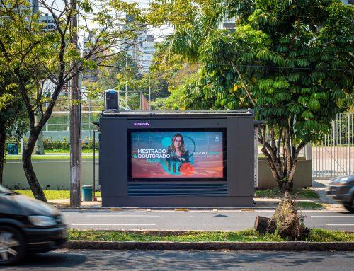 Sinergy inova e traz primeiras bancas com tecnologia LED para Porto Alegre