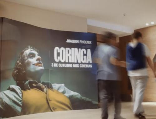 Ação durante sessões de cinema do Coringa gera vídeo da Gang